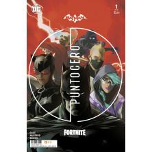 Cómic - Batman / Fortnite: Punto Cero 1