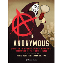 Cómic - A de Anonymous