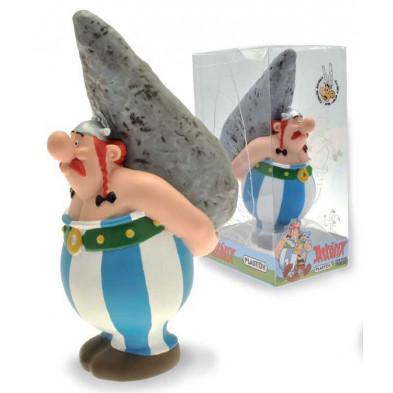 Astérix Hucha Obelix On Menhir