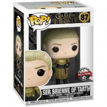 Figura Funko Pop - Juego de tronos 87 - Ser Brienne of Tarth