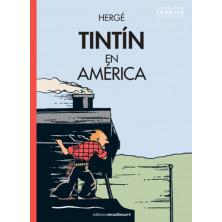 Cómic - Tintín en América - Versión 1932 - Coloración inédita
