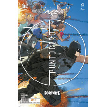 Cómic - Batman / Fortnite: Punto cero 4