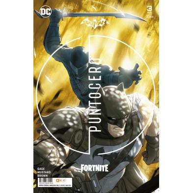 Cómic - Batman / Fortnite: Punto Cero 3