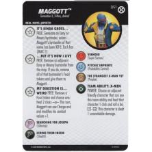 Figura de Heroclix - Maggot 051