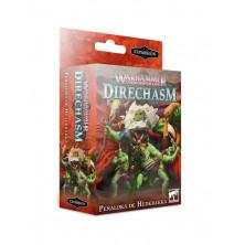 Expansión Peñaloka de Hedkrakka - Warhammer Underworlds: Direchasm