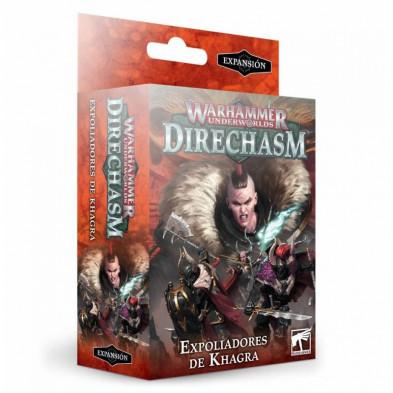 Expansión Expoliadores de Khagra - Warhammer Underworlds: Direchasm