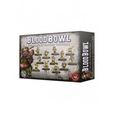 Equipo Halfling - Greenfield Grasshuggers - Blood Bowl