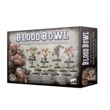 Equipo Equipo Ogre - Fire Mountain Gut Busters - Blood Bowl