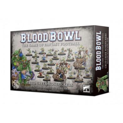 Equipo Snotling - Crud Creek Nosepickers - Blood Bowl