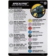 Figura de Heroclix - Apocalypse 059a