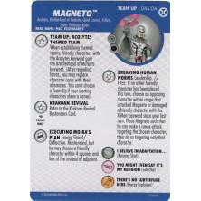 Tarjeta de Heroclix - Magneto Team Up 044.04