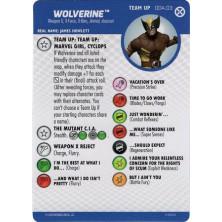 Tarjeta de Heroclix - Wolverine Team Up 004.03