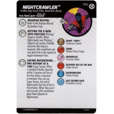 Figura de Heroclix - Nightcrawler 056
