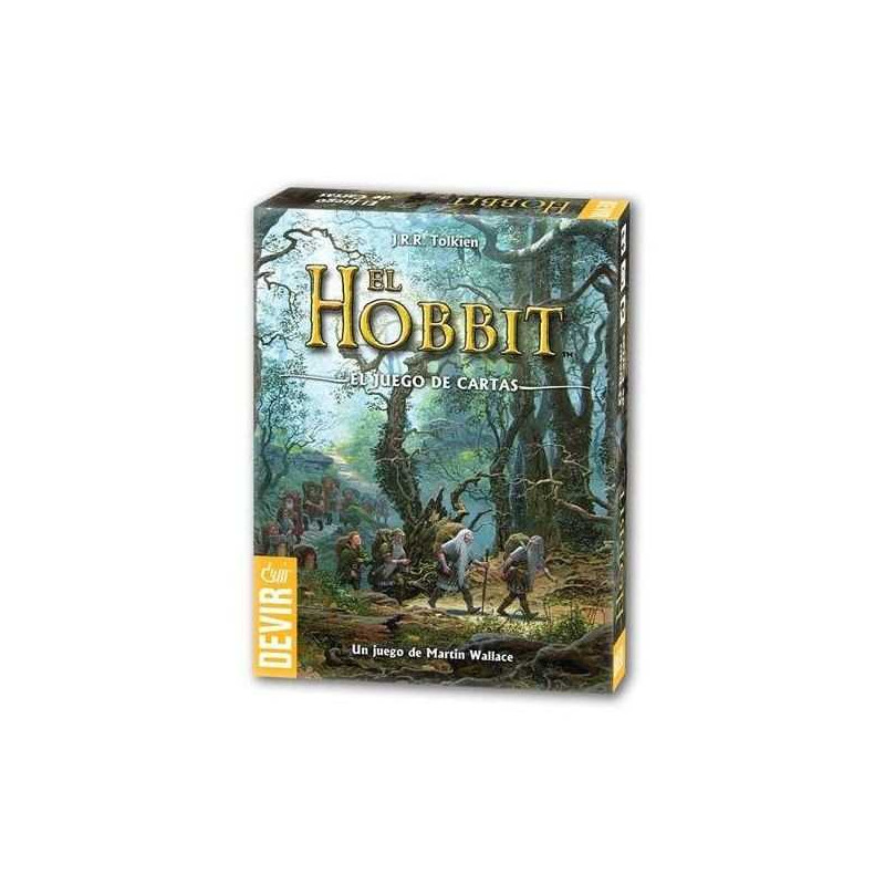 Juego de mesa El Hobbit Cartas