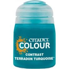 Citadel - Contrast - Terradon Turquoise (18ml)