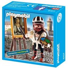 Durero con autorretrato - Playmobil - 6107