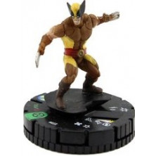 Figura de Heroclix - Wolverine 022