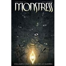 Cómic - Monstress 05 - Hija de la guerra