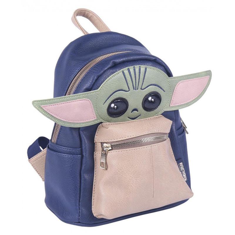 Minimochila de Baby Yoda - Star Wars: the Mandalorian