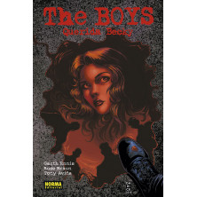 Cómic - They Boys: querida Becky