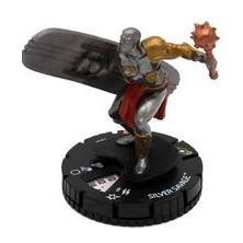 Figura de Heroclix - Silver Savage 054 + Silver Surfboard S004