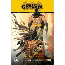 Cómic - Batman: calles de Gotham 1 - El corte final