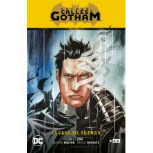 Cómic - Batman: las calles de Gotham 2 - La casa del silencio