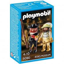 La ronda de noche, de Rembrandt - Playmobil - 5090