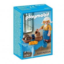 La lechera, de Vermeer - Playmobil - 5067