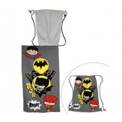 Pack toalla y bolsa de playa - DC cómics - Batman