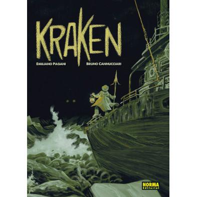 Cómic - Kraken