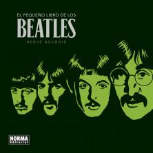 Cómic - El pequeño libro de Los Beatles