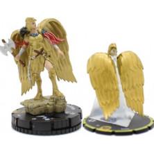 Figura de Heroclix - Wonder Woman 062 + Golden Armor s006