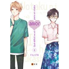 Cómic - Qué difícil es el amor para un otaku 08