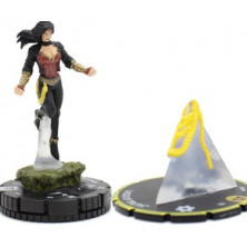 Figura de Heroclix - Wonder Woman 041 + Lasso of Truth s002