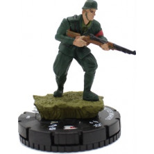 Figura de Heroclix - German Soldier 003