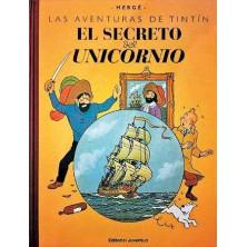 Cómic - Tintín nº 11 -  El secreto del unicornio