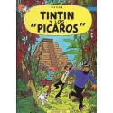 Tintín and the picaros (versión inglés)