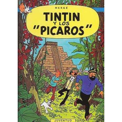 Cómic - Tintín and the Picaros (Inglés)