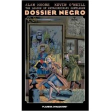 Cómic The League of Extraordinary Gentlemen - Dossier Negro