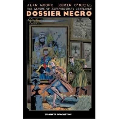 Cómic The League of Extraordinary Gentlemen - Dossier Negro