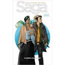 Cómic Saga 1