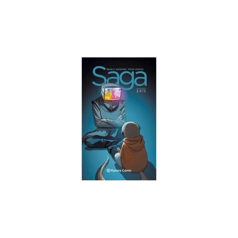Cómic Saga 7