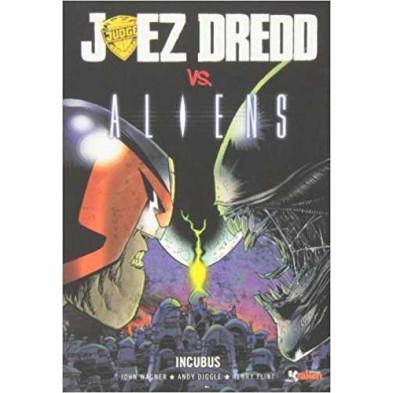 Juez Dredd vs. Alien