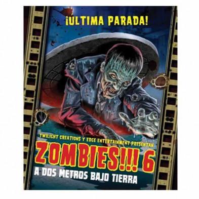Juego de mesa Zombies!!! 06