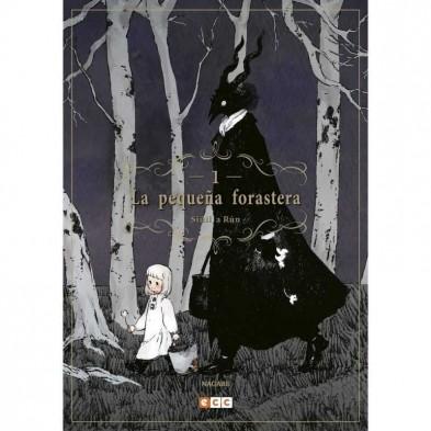 Comic La Pequeña Forastera 01