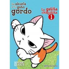 Comic La abuela y su gato gordo La gatita Chiquitita