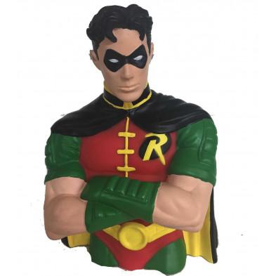 Hucha busto Robin