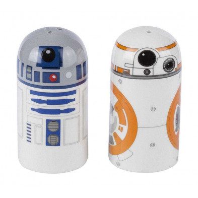 Salero y Pimentero Star Wars