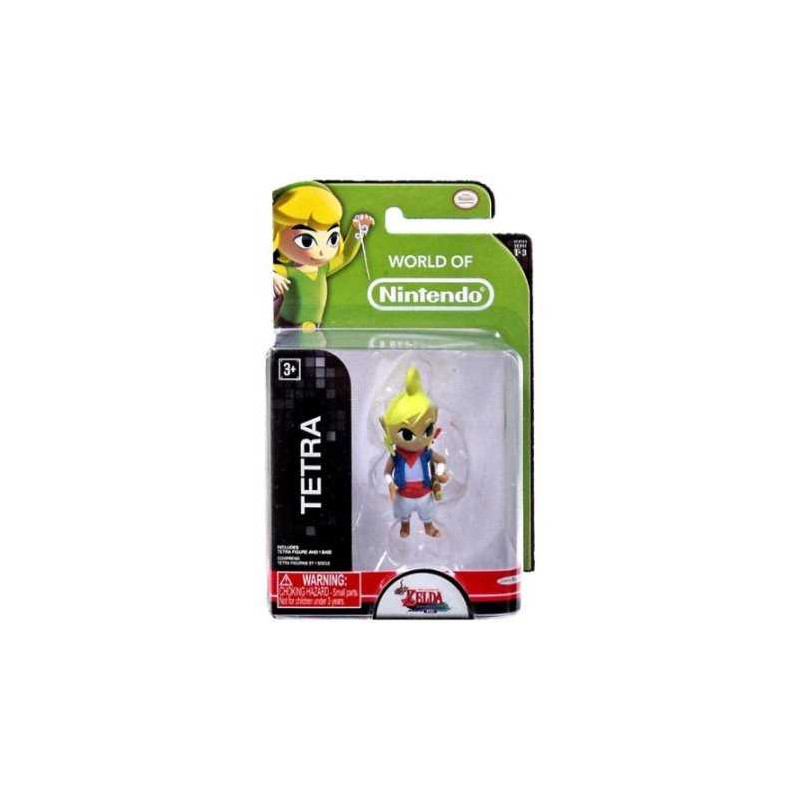 Figura World of Nintendo Tetra